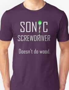 Sonic Screwdriver T-Shirt