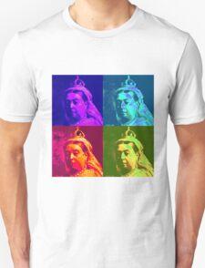 Queen Victoria Pop Art T-Shirt