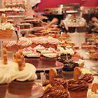 Chelsea Cupcakes by simtmb