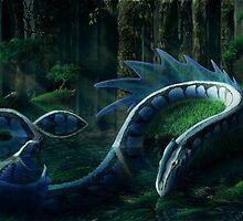 Aqua Elementalis by The-Strynx