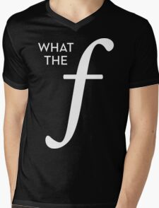 What the aperture Mens V-Neck T-Shirt