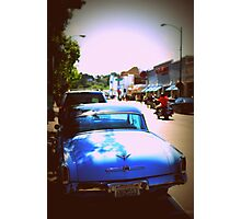 Sixties in San Francisco Photographic Print