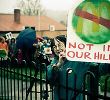 Reportage- 'No McDonalds in Tecoma!' by Glenn Stephenson