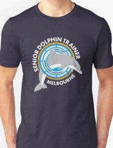 Dolphin Trainer Unisex T-Shirt