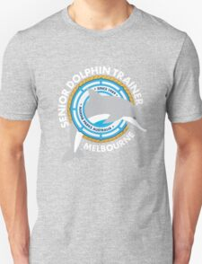 Dolphin Trainer Unisex T-Shirt
