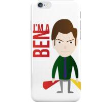 IM A BEN iPhone Case/Skin