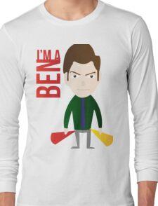 IM A BEN Long Sleeve T-Shirt
