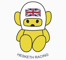 James Hunt Hesketh Racing Bear by s2ray