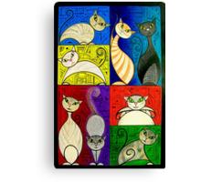 Precious Pets Canvas Print
