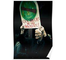 Reportage- 'No McDonalds in Tecoma!' Poster