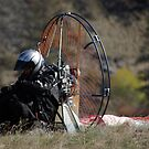 Paramotor Pre-flight Check List by Sheri Bawtinheimer
