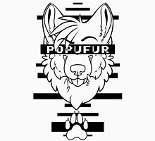 POPUFUR -black text- Unisex T-Shirt