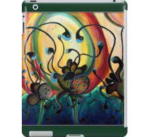 Exraterrestrial Flora.. iPad Case/Skin