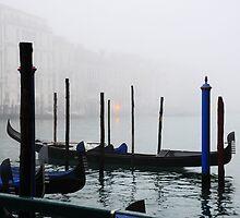 'Venice Blue' by monaali