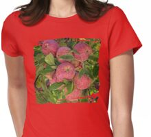 Apples Womens Fitted T-Shirt