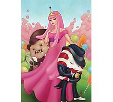 where're finn and jake? Photographic Print