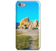 ROAD TO EAGLE ROCK iPhone Case/Skin