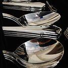 The good cutlery by Geraldine Miller