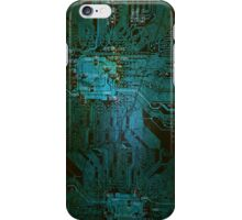 Electro City iPhone Case/Skin