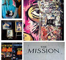 The Mission by Barbara Wyeth