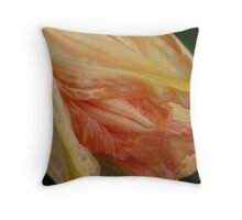 Spring moves to Summer Throw Pillow
