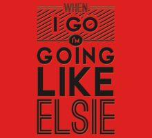 Going Like Elsie Kids Tee