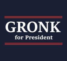 Gronk for President by jdbruegger