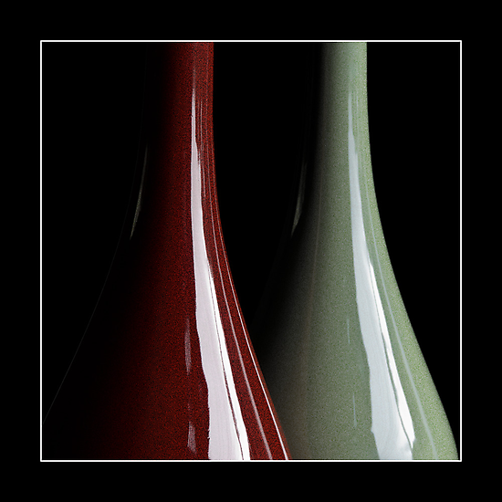 Two Vases by prbimages