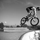 360 Tire Grab by Johannes Bildstein