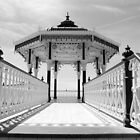 Brighton Bandstand  B&W by jason21