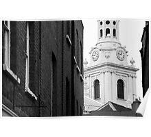 'Greenwich 6' Poster