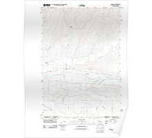 USGS Topo Map Washington Lowden 20110914 TM Poster