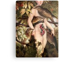 Red fruits Metal Print