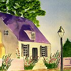 Colonial Cottage by Marriet