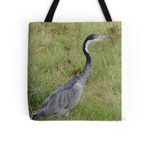 Kenya Black-headed Heron Tote Bag