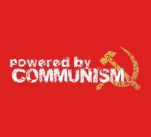 Powered by Communism by trisreed