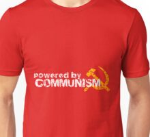 Powered by Communism Unisex T-Shirt