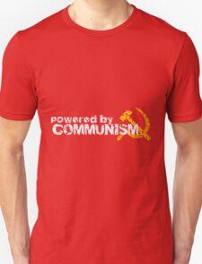 Powered by Communism T-Shirt