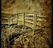 Bridges Past by Myron Watamaniuk