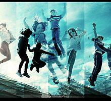 Clono Jump Graphic by gaelH