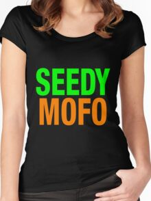 Seedy Mofo Women's Fitted Scoop T-Shirt