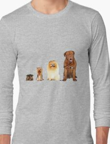 DOGS Long Sleeve T-Shirt
