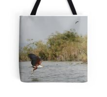Kenya Eagle Tote Bag