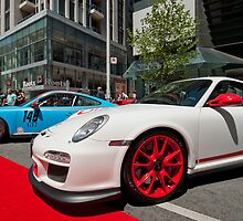 Porsche GT3 RS by jezza323