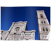 The Duomo of Florence Poster