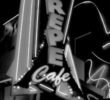 CREPE CAFE by Spiritinme
