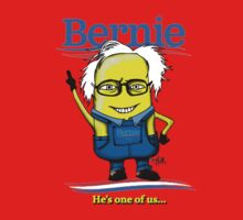 Bernie is One Of Us! by Henriott