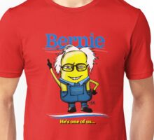 Bernie is One Of Us! Unisex T-Shirt