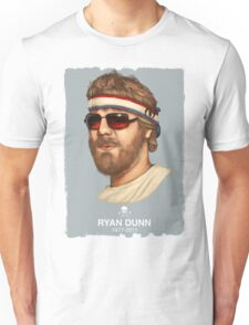 RIP RYAN DUNN Unisex T-Shirt