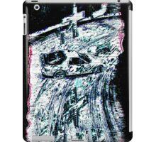 Midnight Touge Run iPad Case/Skin